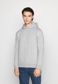 Burton Menswear London - HOOD 2 PACK - Hoodie - navy - 1