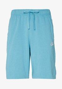 Nike Sportswear - CLUB - Shorts - cerulean - 4