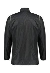Nike Performance - REPEL PARK - Träningsjacka - black/white - 1