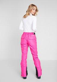 Superdry - Ski- & snowboardbukser - luminous pink - 2