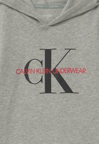 Calvin Klein Underwear - HOODIE - Maglia del pigiama - grey - 2