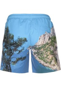 Lacoste - Swimming shorts - blue - 2