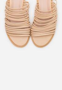BEBO - RIA - Pantofle - nude - 5