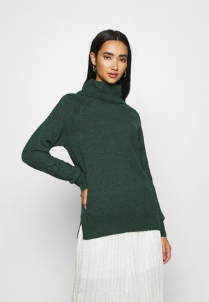 VIRIL COWL NECK - Jumper - pine grove