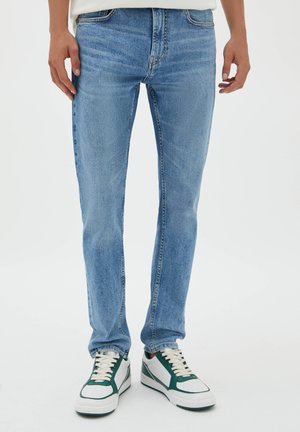 COMFORT - Jeans slim fit - light blue