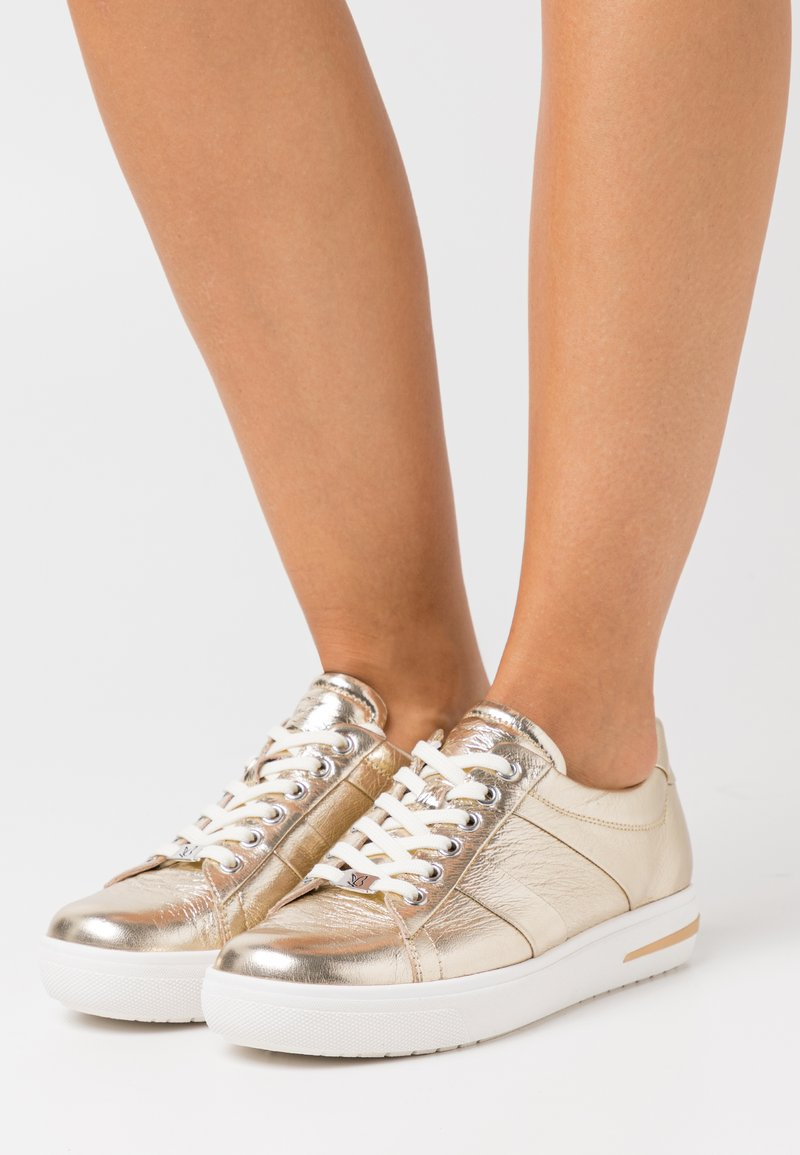 Caprice - WOMS  - Trainers - light gold metallic