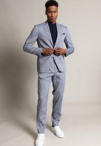 WORMLAND - Suit jacket - hellblau - 1