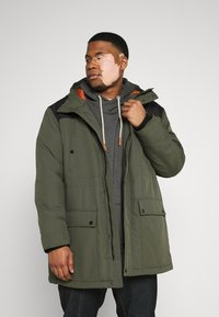 Only & Sons - ONSPETER TECHINCAL - Parka - deep depths - 0