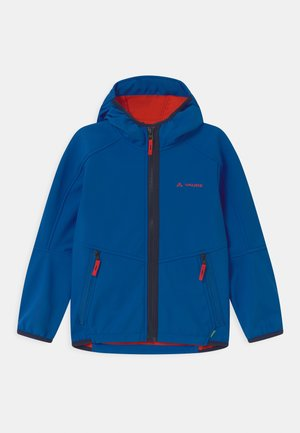 KIDS RONDANE UNISEX - Waterproof jacket - signal blue