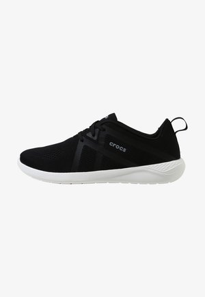 LITERIDE  - Trainers - black / white
