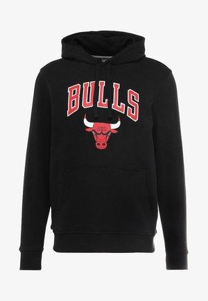 NBA CHICAGO BULLS BASIC - Club wear - black