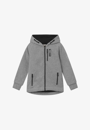 OBLICK - Zip-up hoodie - grey