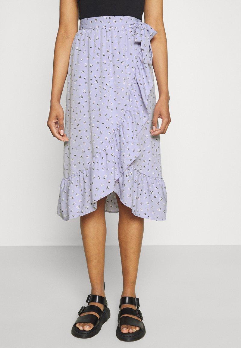 Monki - MARY LOU SKIRT - A-line skirt - lightpurple