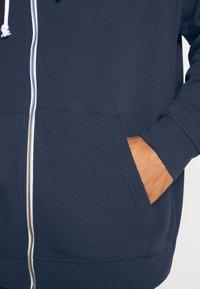 Pier One - Zip-up hoodie - dark blue - 4