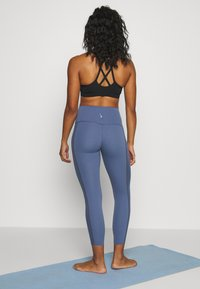 Nike Performance - YOGA LUXE 7/8 - Legging - diffused blue - 2