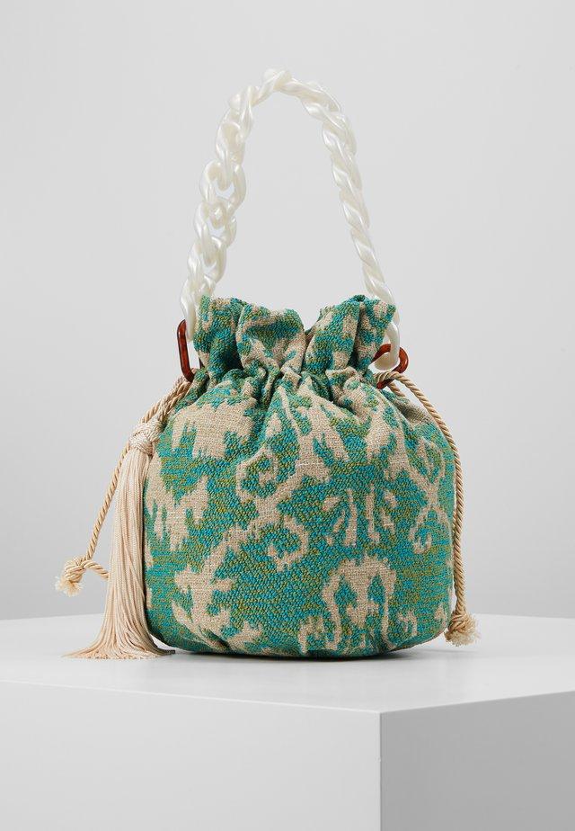 HERMINA TOTE - Håndtasker - green