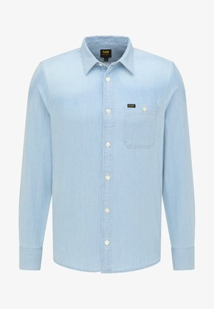 LEESURE  - Skjorta - summer blue