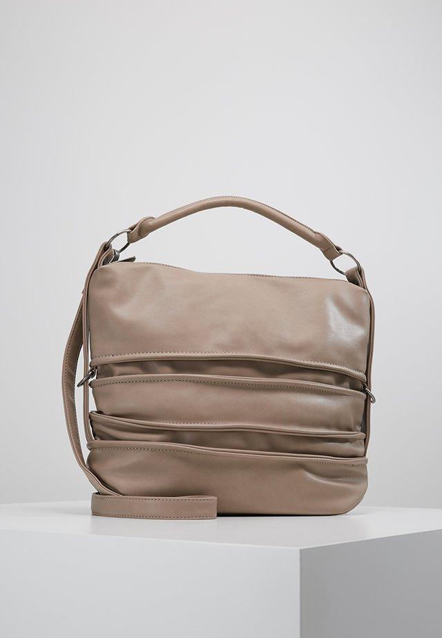 REDDING PHILO - Shopping Bag - beige