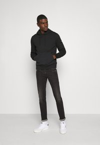 Replay - ANBASS - Slim fit jeans - dark grey - 1