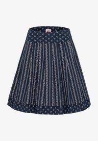 Spieth & Wensky - SCHATZ - A-line skirt - blau - 6