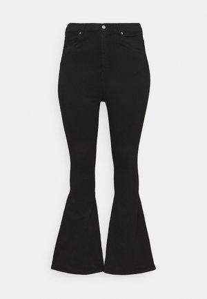 MOXY - Bootcut jeans - black