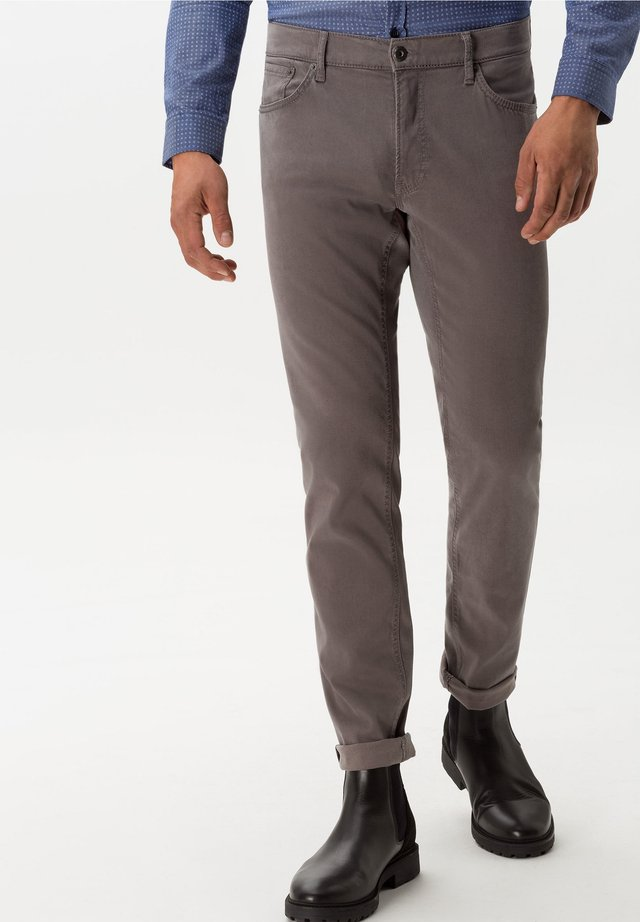 STYLE CHUCK - Jeans Skinny Fit - grey