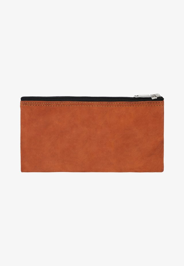 LUCY - Kosmetická taška - brown