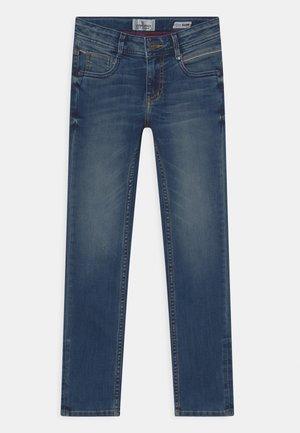 DIEGO - Straight leg jeans - dark used