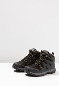 Jack Wolfskin - MTN ATTACK 3 TEXAPORE MID UNISEX - Hikingschuh - burly yellow - 3