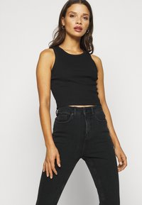 New Look Petite - CONTOUR - Jeans Skinny Fit - black - 4
