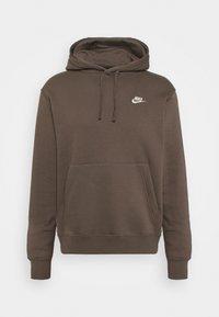 Nike Sportswear - CLUB HOODIE - Felpa - ironstone - 4