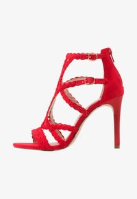 Bullboxer - High heeled sandals - light red - 1