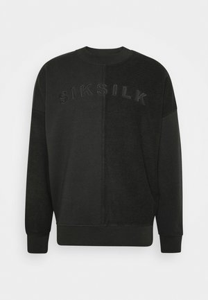HALF CREW  - Sweater - washed grey