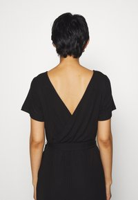 Object - OBJCELIA DRESS - Žerzejové šaty - black - 6