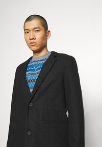 Only & Sons - ONSMAXIMUS COAT - Cappotto classico - black - 3
