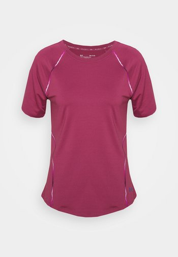 RUSH SCALLOP  - T-shirt con stampa - pink quartz