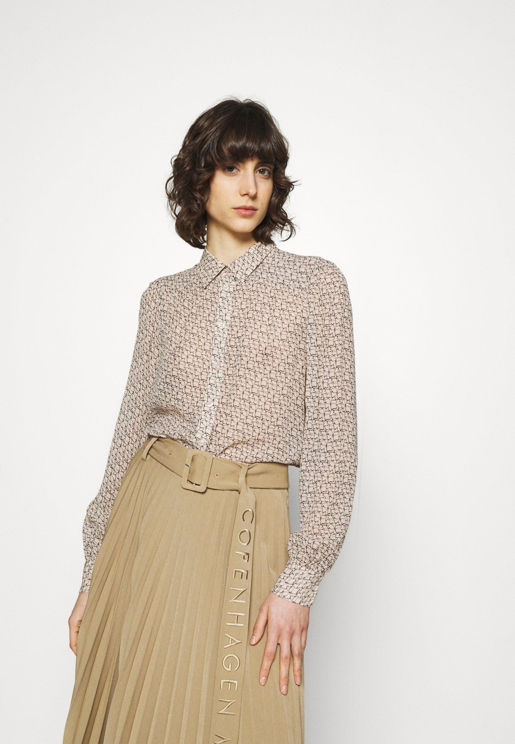 Women LACING - Button-down blouse