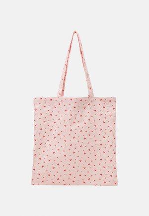 TOTEBAG 2 PACK - Shoppingväska - pink