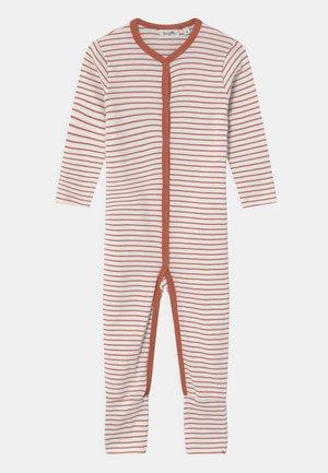 STRIPED UNISEX - Pyjamas - terra