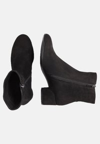ECCO - SHAPE MOD BLOCK - Korte laarzen - black - 1