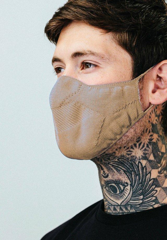 Masque en tissu - sand