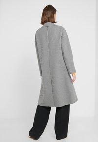 PS Paul Smith - Classic coat - black/white - 2