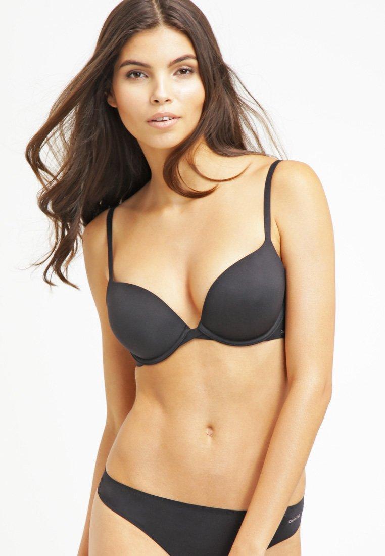 Calvin Klein Underwear - PERFECTLY FIT - Push up -rintaliivit - black