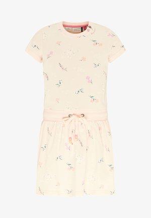 MAGY FLOWERS - Day dress - light pink