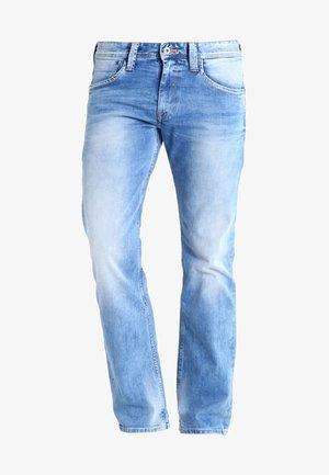 KINGSTON ZIP - Straight leg jeans - s55