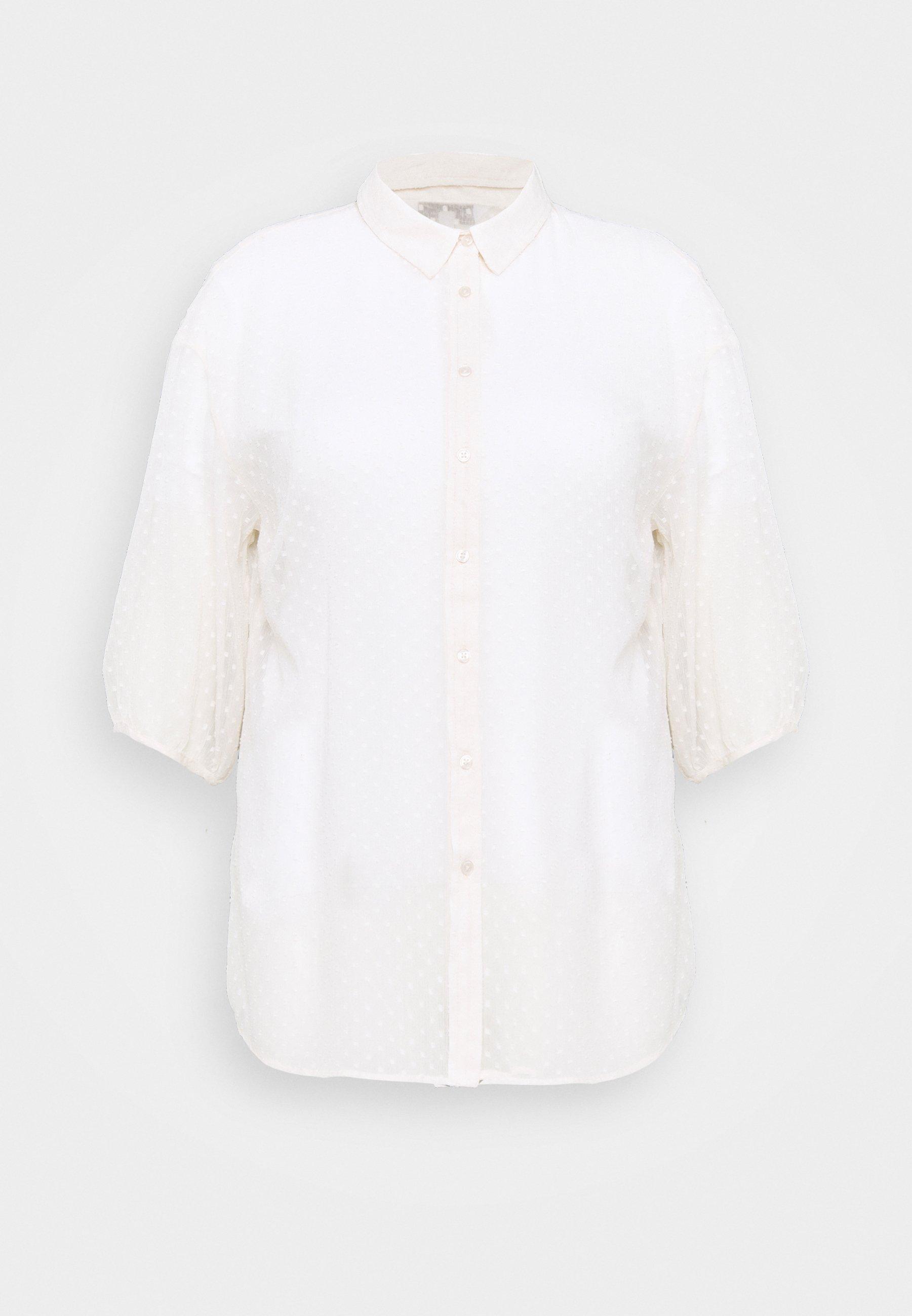 Women DOBBY - Button-down blouse