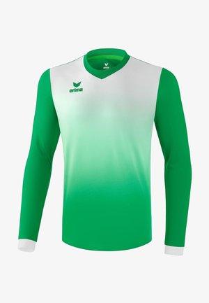 Sports shirt - green / white