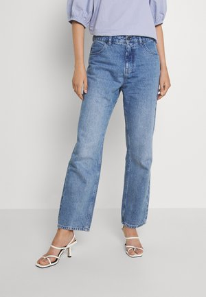 VIOLET - Jeans Straight Leg - blue