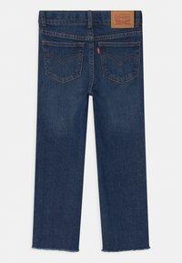 Levi's® - HIGH RISE ANKLE STRAIGHT - Jeans Straight Leg - blue denim - 1