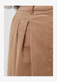 Finn Flare - Trousers - dark beige - 4